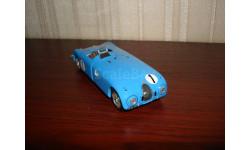 БУГАТТИ, масштабная модель, 1:43, 1/43, ИХО, Bugatti