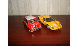 Mini cooper  porsche 904 GTS
