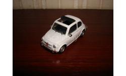 фиат-600д (500), масштабная модель, Fiat, КАРАРАМА, 1:43, 1/43