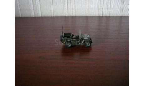 Джип WILLES, масштабная модель, scale72