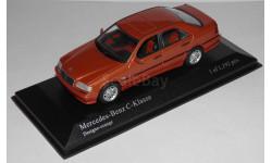 Mercedes-Benz C-Klasse (W202) Designo-orange Minichapms. Тираж 1192 экз.