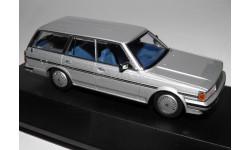 Тойота Toyota Mark II Wagon LG 1988 Aoshima DISM 1/43 Новый, масштабная модель, 1:43