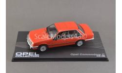 С РУБЛЯ !!! 1:43 — Opel Commodore C БЕЗ РЕЗЕРВНОЙ ЦЕНЫ !!!, масштабная модель, IXO, scale43