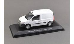 !!! РАСПРОДАЖА !!! 1:43 — Mercedes-Benz Citan panel van arktik white  — !!! БЕСПЛАТНАЯ ДОСТАВКА !!!, масштабная модель, Minichamps, scale43