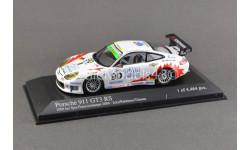 !!! РАСПРОДАЖА !!! 1:43 — Porsche 911 GT3 RS #90 1000km of Spa-Francorchamps  2004 — !!! БЕСПЛАТНАЯ ДОСТАВКА !!!