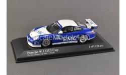 !!! РАСПРОДАЖА !!! 1:43 — Porsche 911 GT3 Cup #4 Porsche Carrera Cup 2004  J. Hardt — !!! БЕСПЛАТНАЯ ДОСТАВКА !!!