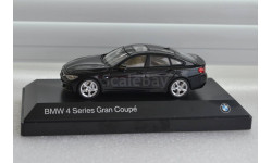 1:43 BMW 4er (F36) Gran Coupe black