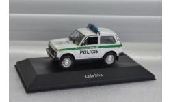 1:43 ВАЗ 2121 Нива Полиция
