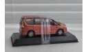 1:43 Nissan Serena Highway Star G (Premium Deep Coral), масштабная модель, Kyosho, scale43