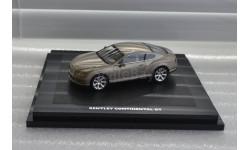 1:43 Bentley Continental GT