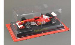 ТОРГИ С 1 РУБЛЯ 1:43 Michael Schumacher Ferrari F2002 #1 formula 1 World Champion 2002