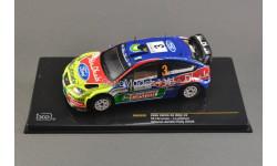 Ford Focus RS WRC #3 Winner Jordan Rally 2008 Hirvonen, Lehtinen