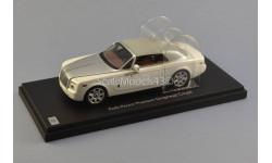 1:43 Rolls Royce Phantom Drophead Coupe (2012) English white