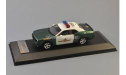 SALE / ЛИКВИДАЦИЯ 1:43 Dodge Challenger R/T Broward county Sheriff '2009, масштабная модель, Premium X