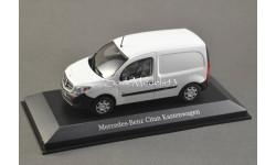 1:43 — Mercedes-Benz Citan (arktik white)