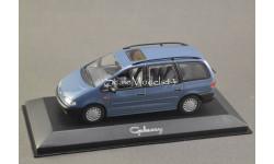 1:43 — Ford Galaxy (1996)