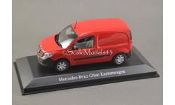 1:43 — Mercedes-Benz Citan panel