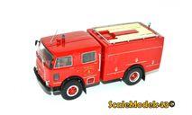 OM Leoncina 150 Feuerwehr Italien, масштабная модель, Atlas, scale43