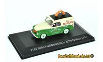 Fiat 500C van Auricchio, масштабная модель, Altaya, scale43