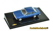 Chevrolet Chevette Luxo 1973, масштабная модель, Altaya, scale43