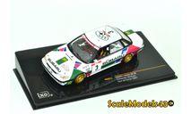 1-43 Subaru Legacy RS #3 (F. Chatriot - M. Perin) Tour de Corse 1991, масштабная модель, IXO Rally (серии RAC, RAM), scale43