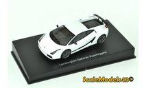Lamborghini Gallardo Superleggera (Monocerus / Metallic White), масштабная модель, Autoart, scale43