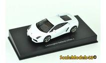 Lamborghini Gallardo LP560-4 (White), масштабная модель, Autoart, scale43