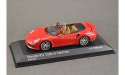 1:43 — Porsche 911 Turbo S Cabriolet