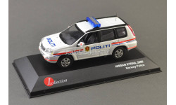 1:43 Nissan X-Trail Norway Police (2006)
