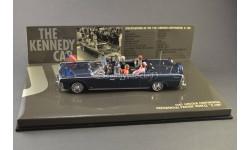 1:43 — Lincoln Continental Presidential Parade Vehicle X-100 (1961) !!! НОВОГОДНЯЯ РАСПРОДАЖА !!!, масштабная модель, Minichamps, 1/43