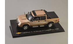 !!! С РУБЛЯ !!! — 1:43 — Chevrolet S-10 DeLuxe 2.5 Pick-up year 2009