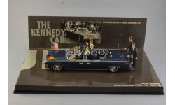 1:43 Lincoln Continental Presidential Parade Vehicle X-100 Berlin (1963) RARE