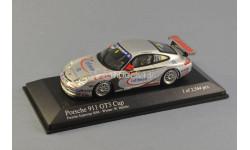 SALE / ЛИКВИДАЦИЯ !!! 1:43 Porsche 911 GT3 #5 Porsche Supercup 2004, масштабная модель, Minichamps