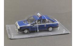 1:43 — FSO Polonez Caro police, масштабная модель, Altaya, 1/43