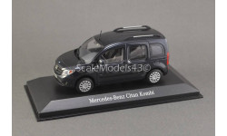 С РУБЛЯ !!! 1:43 — Mercedes-Benz Citan Station wagon Tenorite gray metallic  БЕЗ РЕЗЕРВНОЙ ЦЕНЫ !!!, масштабная модель, Minichamps, scale43