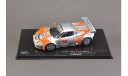 С РУБЛЯ !!! 1:43 — Spyker C8 Spyder GT2R #85 24h LeMans 2006 Crevels / Dumbreck / Coronel БЕЗ РЕЗЕРВНОЙ ЦЕНЫ !!!, масштабная модель, IXO Rally (серии RAC, RAM), scale43