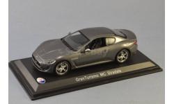 Maserati GranTurismo MC Stradale gray metallic