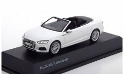 Audi A5 Cabriolet (white)