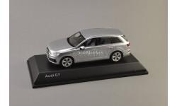 !!! С РУБЛЯ !!! 1:43 —  Audi Q7 2015 foil silver !!! БЕЗ РЕЗЕРВНОЙ ЦЕНЫ !!!, масштабная модель, Spark, scale43