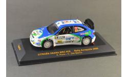 1:43 Citroen Xsara WRC #19 Rally Acropolis 2005, масштабная модель, IXO Rally (серии RAC, RAM), scale43, Citroën
