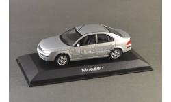 1:43 Ford Mondeo Sedan (2001) silver