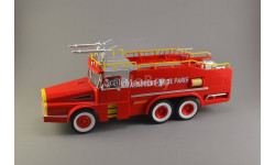 С РУБЛЯ !!! 1:43 — Willeme W8 6x6 Aeroport de Paris fire Department БЕЗ РЕЗЕРВНОЙ ЦЕНЫ !!!, масштабная модель, Hachette, scale43