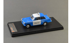 1:43 Triumph Herald Saloon British Policy 1962
