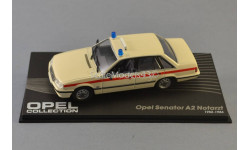 Opel Senator A2 Notarzt 1982-1986