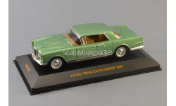 Facel Vega Excellence Year 1960