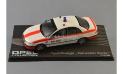 Opel Omega Swiss police 1994-1998