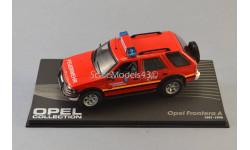 Opel Frontera A Fire department 1991-1998