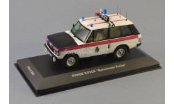 1:43 Range Rover Manchester Police 299/480
