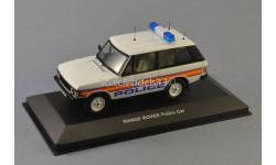 1:43 Range Rover Police Car 237/480