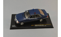 Mercedes-Benz S600 (W140) Presidental Security 1994